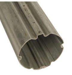 Tube acier galvanisé ZF80 (2 mètres)
