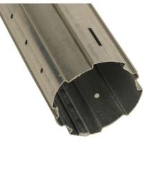 Tube acier galvanisé ZF54 (2 mètres)