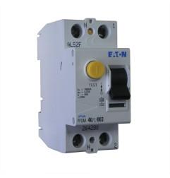 Disjoncteur différentiel 2 pôles 230VDC 40A 30mA