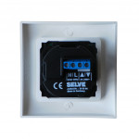 Kit rénovation 18 Kg pour tube octogonal 40 mm avec horloge programmable