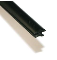 Joint PVC pour coulisse - talon 7 mm