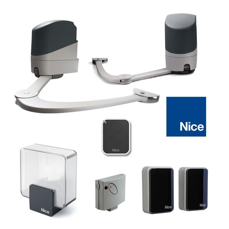 Automatisme NICE POPKIT 7124 avec 1 télécommande