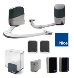 Automatisme NICE POPKIT 7124 avec 2 télécommandes