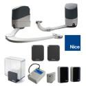 NICE POPKIT 7124 avec 2 télécommande ON2E et PS124