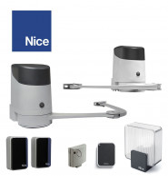 Automatisme NICE HOPPKIT avec 1 télécommande ON2E