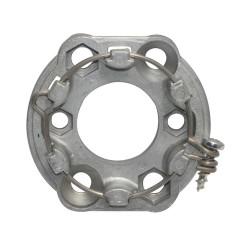 Support universel avec anneau pour moteur Somfy jusqu'à 120 Nm