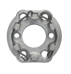 Support universel avec anneau pour moteur Somfy jusquà 85 Nm
