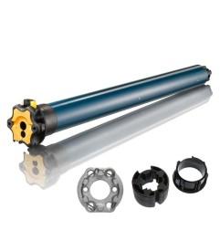 kit motorisation pour volet roulant existant tube deprat 62 mm euromatik. Black Bedroom Furniture Sets. Home Design Ideas