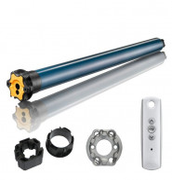 kit motorisation pour volet roulant existant tube zf64 euromatik. Black Bedroom Furniture Sets. Home Design Ideas