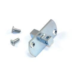 Support Simu T5 avec carré de 10 mm et 2 vis