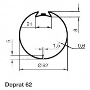 Kit Deprat 62 mm