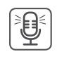 Haut-parleur/Microphone