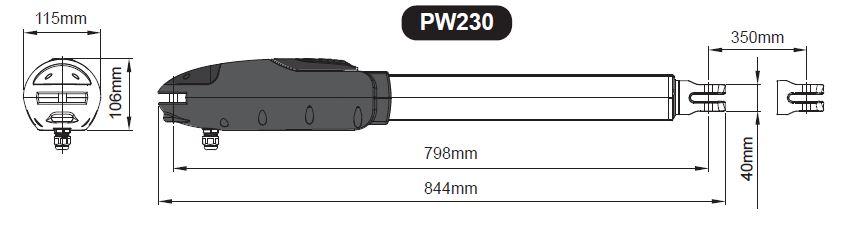 Opérateur Powertech PW230