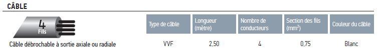 Câblage LT 50 / LT 60